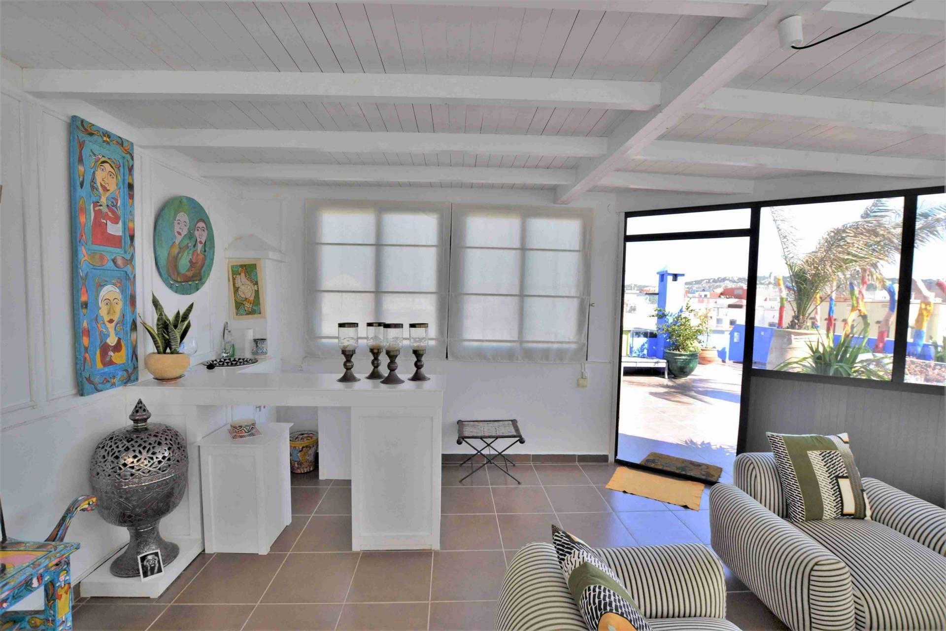 Vente - Appartement - Nouvelle-Ville - 70 m² - 120000 € - Essaouira - 9319