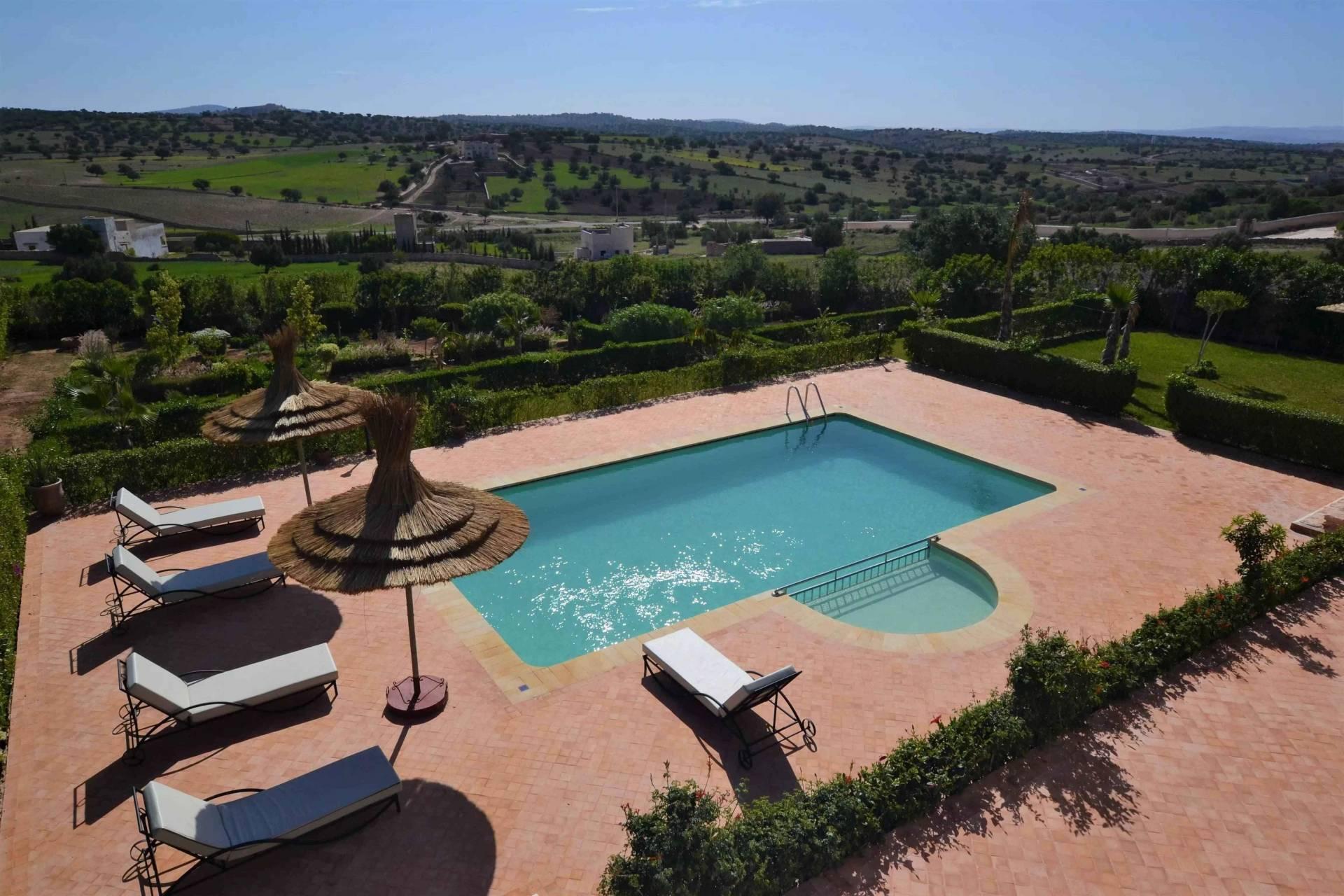 Location - Maison de campagne - 250 m² - Campagne - 1500 € - Essaouira - 9081