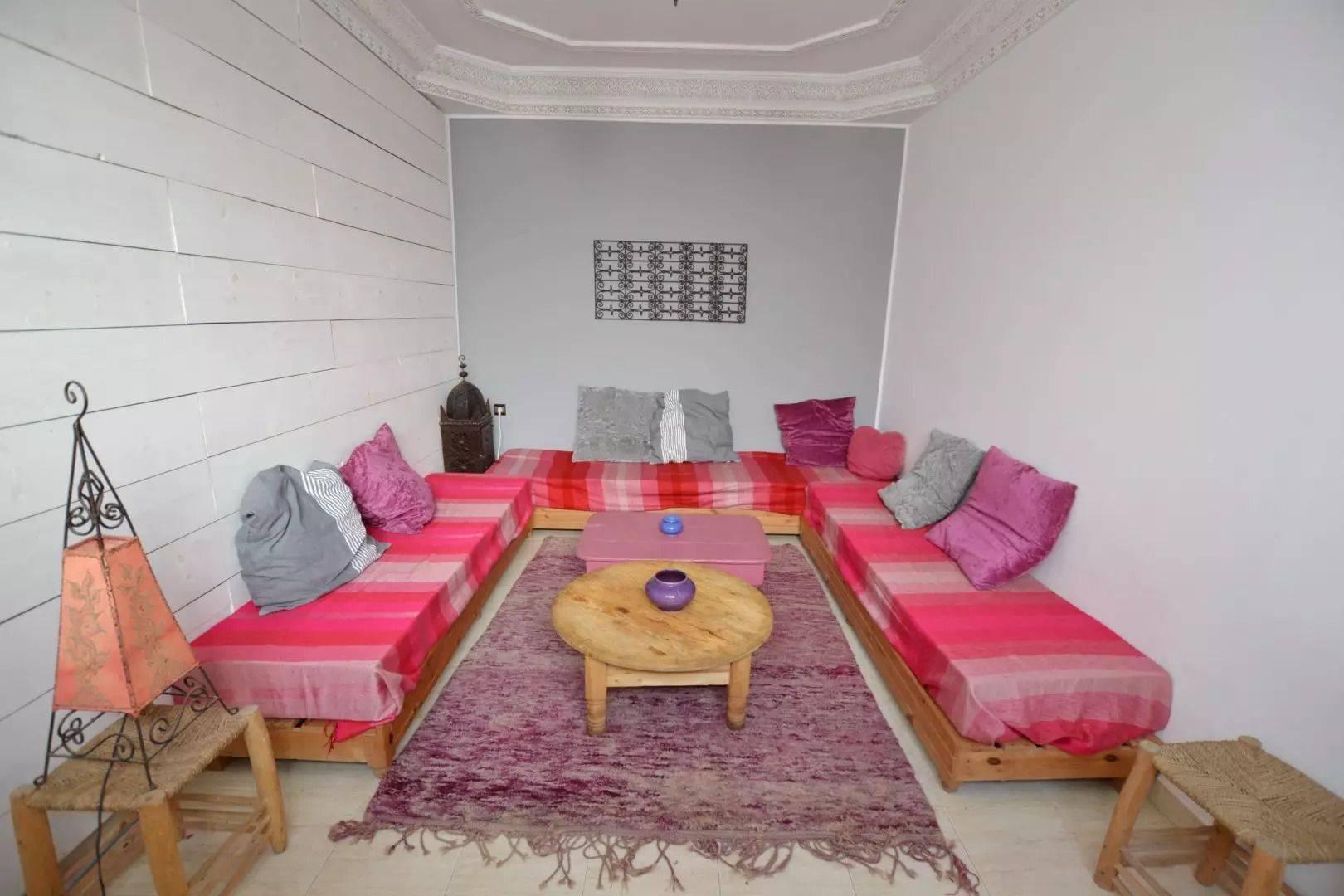 Vente - Appartement - Nouvelle-Ville - 71 m² - 57000 € - Essaouira - 8668
