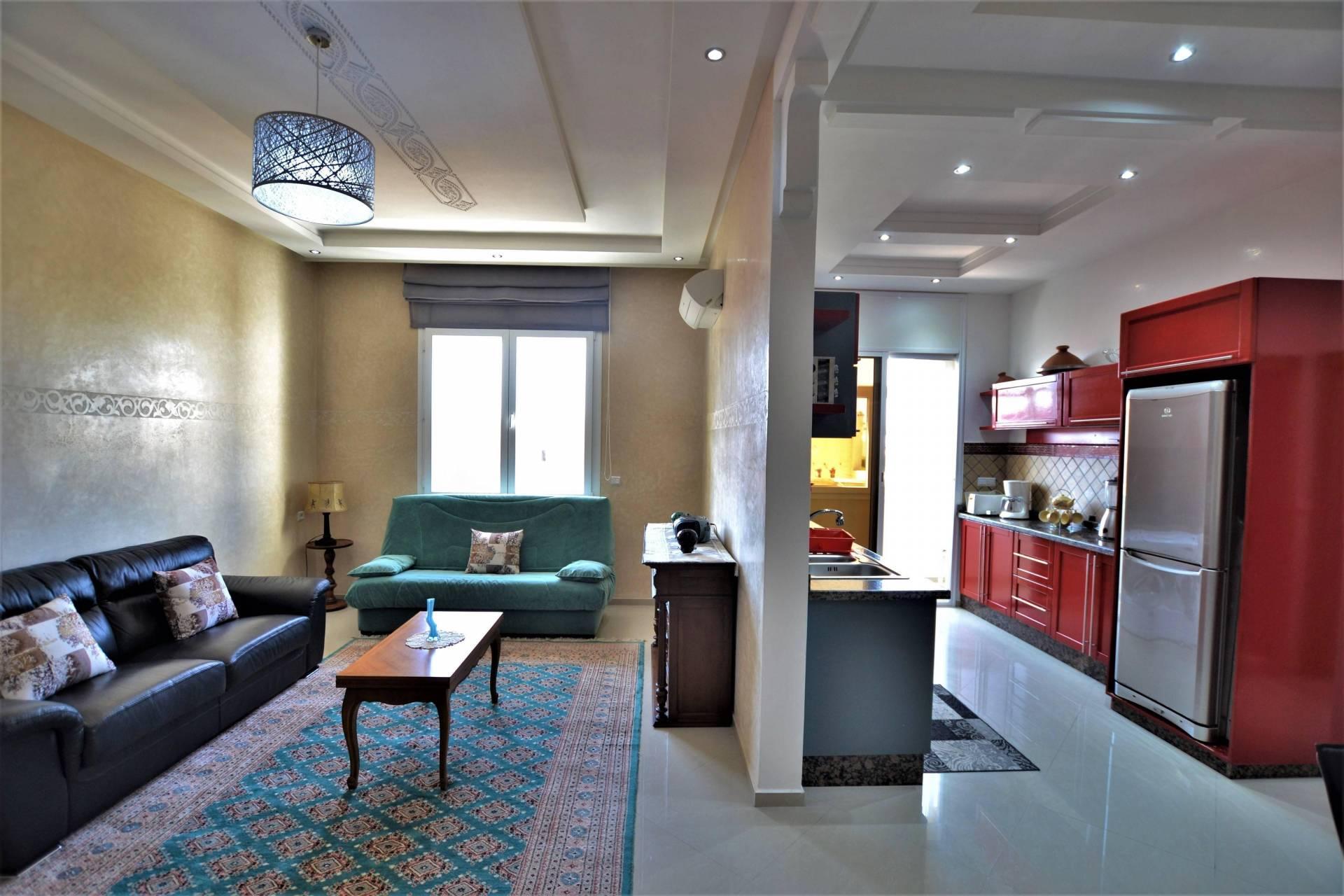 Location - Appartement - 80 m² - Nouvelle-Ville - 500 € - Essaouira - 9358
