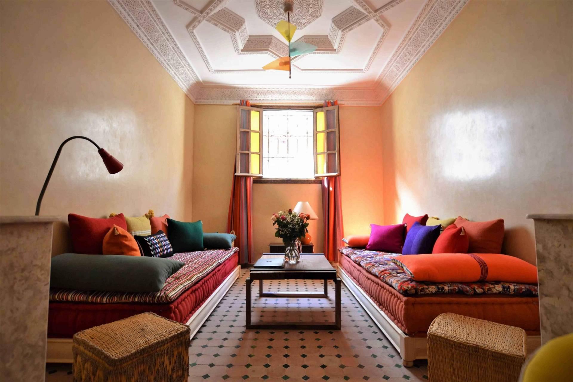 Location - Appartement - 60 m² - Nouvelle-Ville - 250 € - Essaouira - 9052