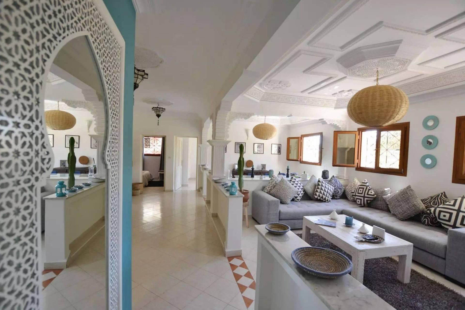 Location - Appartement - 126 m² - Nouvelle-Ville - 450 € - Essaouira - 8794