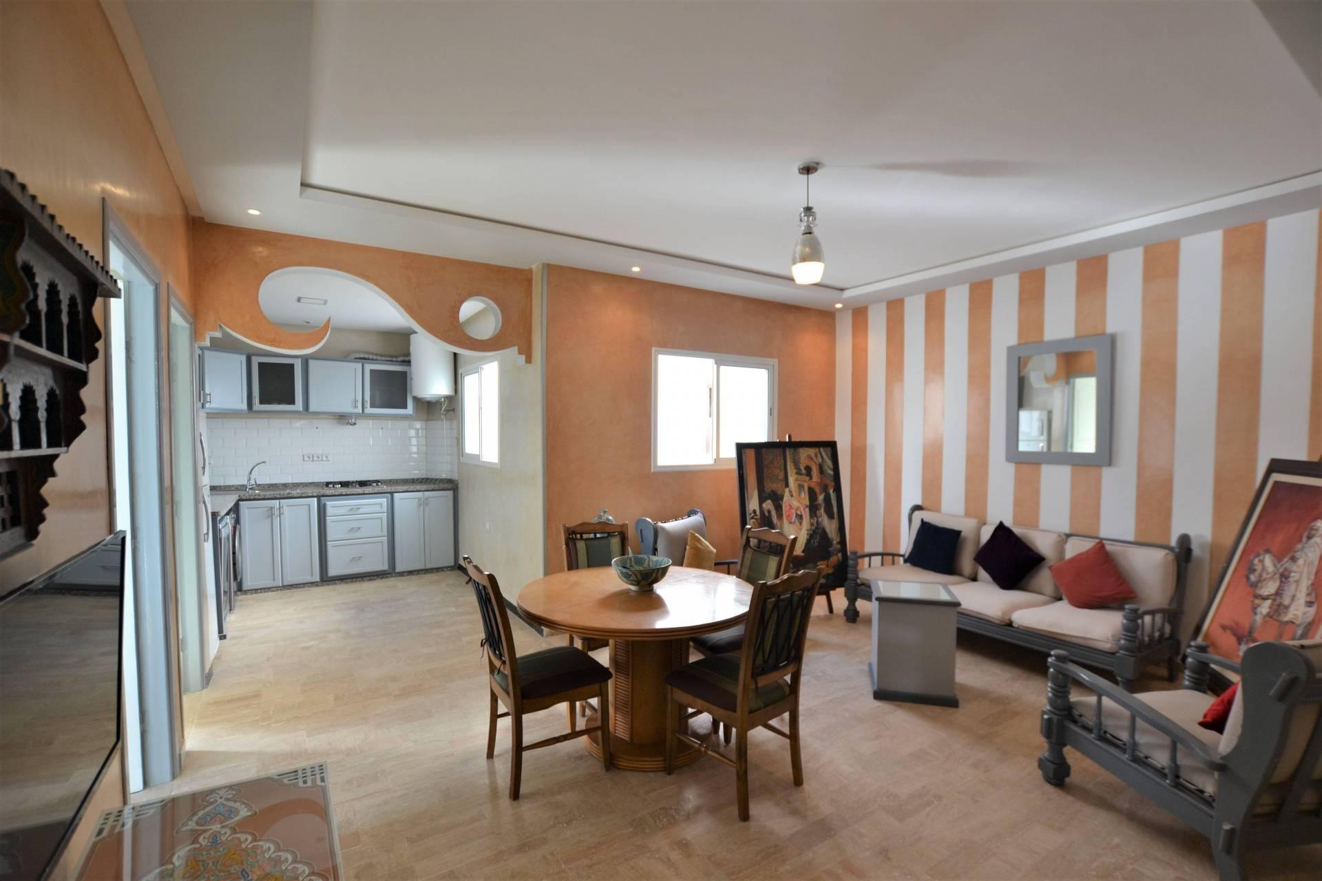 vente appartement 97 m² proche medina Essaouira  (8)